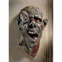 Zombie Head Horror Relic Evil Eye Gruesome Wall Mounted Trophy Halloween... - £59.00 GBP