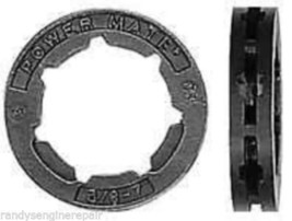 (1) New 3/8 7T Rim Sprocket for MS 440 441 460 044 046 Stihl Chainsaw - $12.99