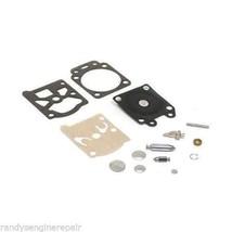 Genuine OEM Walbro K20-WTA Carb Carburetor Repair Kit for WTA33 Carburetor New - $17.97