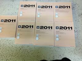 2011 Chevy Silverado TRUCK GMC Sierra Denali Service Shop Repair Manual Set GM - $564.29