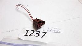 Toyota Scion Lexus 9098113046 Connector Pigtail Headlight (Low ) Oem 97 Tc1 - $16.92