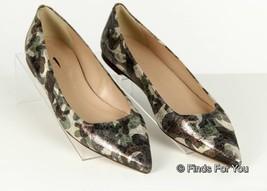J Crew Harper Metallic Camo Flats Size 10.5 Sty... - $135.27