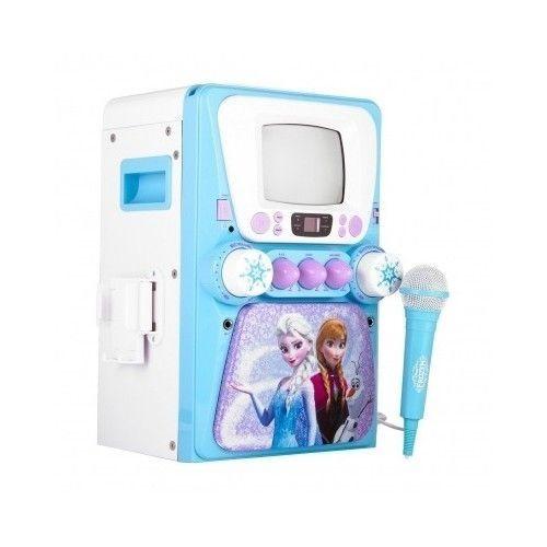 Frozen karaoke machine coupon
