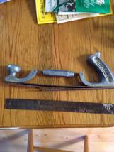 Vintage Heller Bros Co Rasp Farrier Woodworking Tool Horse Hoof Care - $30.00