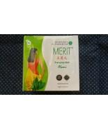 Jamu Merit Herbal Slimming Pills (1 Box = 10 sachets x 21 pills @500mg) - $26.00