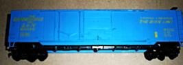 HO trains -Bax Car -The Dixie Line - $5.95