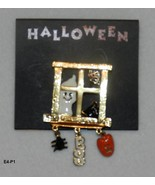 Halloween Metal Window Pin NWT - $9.99