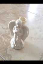 ceramic angel figurine - $24.99