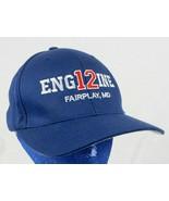 Engine 12 Fairplay Maryland Blue Baseball Cap Hat Flexfit S-M Box Shipped - $19.99
