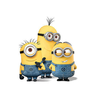 Primary image for MINIONS GROUP STUART DAVE KEVIN CARDBOARD STANDUP STANDEE CUTOUT 2039