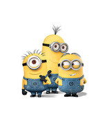 MINIONS GROUP STUART DAVE KEVIN CARDBOARD STANDUP STANDEE CUTOUT 2039 - $39.95