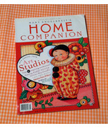Mary Engelbreit's Home Companion Magazine Feb March 2001 arts crafts pap... - $3.00