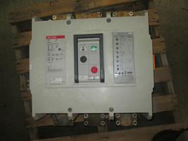 Siemens SBH 4000 (SBH4040) 4000A Frame 4000A Rated MO/FM Breaker w/ LSIG Used - $35,000.00