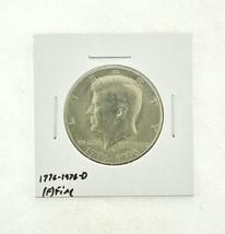 1776-1976-D Kennedy Half Dollar (F) Fine N2-3690-20 - $0.89