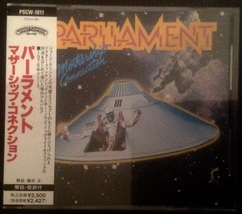 Parliament Mothership Connection Cd (1975) Japan PSCW-1011  - $44.00