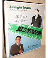 J. DOUGLAS EDWARDS - CLOSING THE SALE - 7 CDS + 6 TAPES  TOM HOPKINS - M... - $98.88