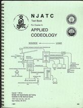 NJATC Text book for a course on Applied Codeology (1990) ELECTRICAL COUR... - $15.49
