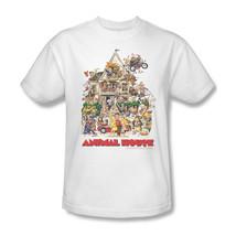 ANIMAL HOUSE T-shirt 100% cotton John Belushi Delta House retro UNI131 - $19.99 - $25.99