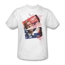 Harvey Dent T-shirt Dark Knight superhero Batman white cotton graphic tee BM1628 image 2