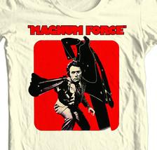 Magnum Force T-shirt Clint Eastwood Dirty Harry 70's retro 80's tees shirt punk - $19.99 - $26.99