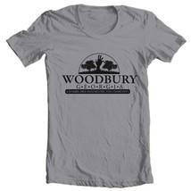 The Walking Dead Woodbury t shirt Zombie apocalypse horror movie AMC graphic tee image 2