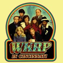 WKRP in Cincinnati T shirt 70's 80's retro Disco rock TV Land cotton graphic tee image 2