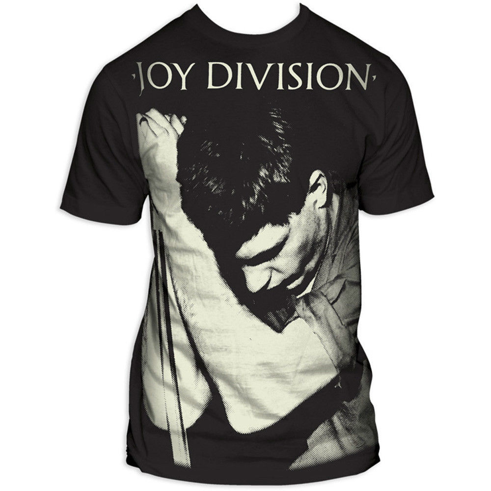 joy division ian curtis t shirt cool retro 80 39 s. Black Bedroom Furniture Sets. Home Design Ideas