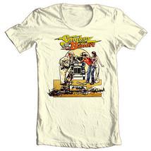 Smokey and the Bandit T shirt Trans Am retro 70 80's movie film 100% cotton tee - $19.99+