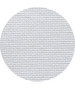 Light Ash Grey 20ct Aida 36x43 cross stitch fabric Zweigart - $36.00