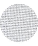 Silvery Moon 32ct Lugana 18x27 cross stitch fab... - $11.25
