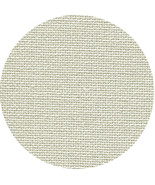 Limestone 32ct Lugana 36x55 cross stitch fabric Zweigart - $45.00