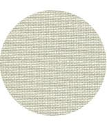 Limestone 32ct Lugana 36x27 cross stitch fabric Zweigart - $22.50