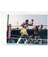 Thomas Hearns Roberto Duran 1984 Vintage 11X14 Color Boxing Memorabilia ... - $14.95