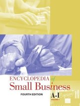 Encyclopedia of Small Business (Encyclopedia of Small Business (2 Vol.))... - $370.00