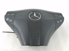 03-05 MERCEDES C-CLASS W203 STEERING WHEEL AIR SRS BAG W/ SWITCHES 20346... - $156.26
