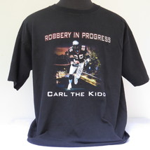 BC Lions (CFL) T-shirt - Carl Kidd Signature Shirt - Autographed - Men's... - $49.00