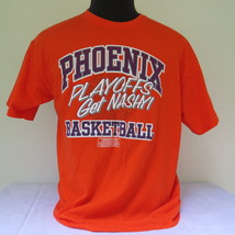 Phoenix Suns Playoff Promo Shirt - Get (Steve) Nashy - Men's Large !!  - $42.00