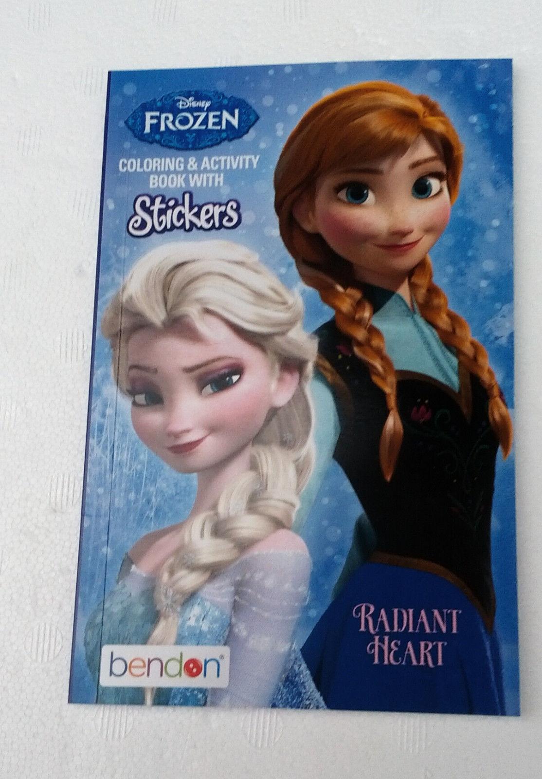 Disney Frozen Elsa Backpack Activity Books And 14 Similar