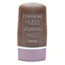 CoverGirl Queen Collection Oil-Free Moisturizing Make up, Rich Mink Q750... - $17.09