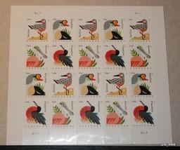 Vivacious, US Scott# 4991-4994 Coastal Birds St... - $13.37