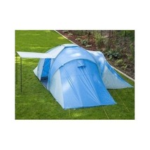 Large Family Tent Camping Man 6 Person Awning Tunnel Berth Canopy Outdoo... - $438.19
