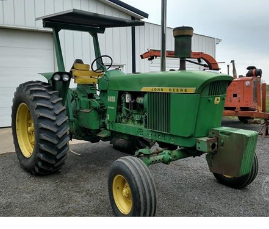 1968 JOHN DEERE 4020 For Sale In New Windsor, Maryland 21776