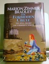 The Forbidden Circle by Marion Zimmer Bradley 2 in 1 Darkover Series HC DJ - $6.50