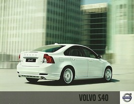 2010 Volvo S40 sales brochure catalog 10 US 2.4i T5 - $8.00