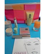 Clinique Bamboo Pink Lipstick, Eye Shadows, Mas... - $26.72