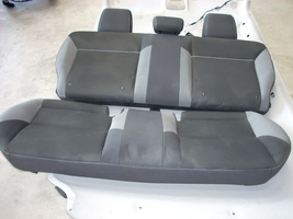 2013 FORD FOCUS REAR SEAT