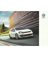 2010 Volkswagen GTI sales brochure catalog US 10 VW 2.0T - $10.00