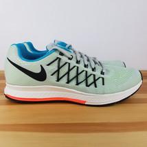HOMME Nike Air Zoom Pegasus 32 Imprimé N7 Chaussures Noires Vert Turquoise  -  80.32 7e5bed9d6a993