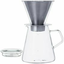 *KINTO (Kinto) coffee dripper CARAT & pot 21678 - $65.09
