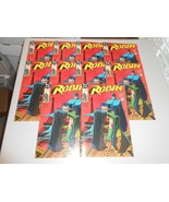 Lot of 20 1991 Robin Comics 1 from DC Comics Tim Drake with Poster  - $74.25